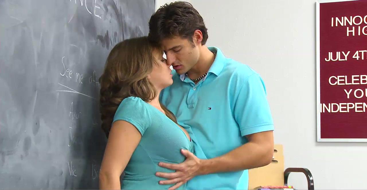 Milf Teacher Student Lesbian